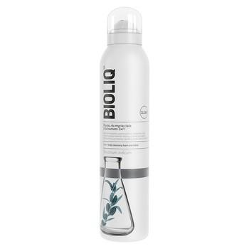 Bioliq Clean, Duschschaum mit 2in1 Lotion, 240 ml