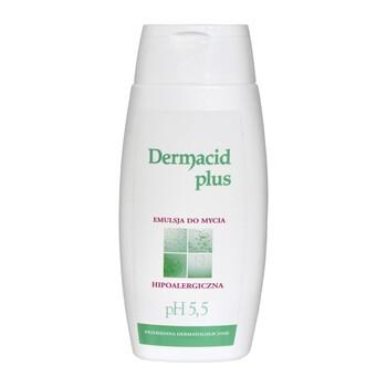 Dermacid Plus, hypoallergene Körperwaschlotion, 220 ml