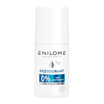 Enilome Healthy Beauty, Silber-Deo, Roll-on, 50 ml