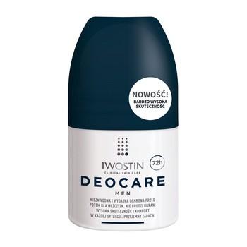 Iwostin Deocare Men Antitranspirant, 50 ml