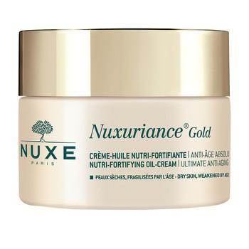 Nuxe Nuxuriance Gold, pflegendes und stärkendes Creme-Öl, 50 ml