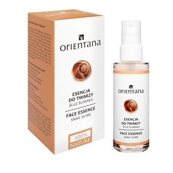 Orientana Bio Essenz Maske Schneckenschleim 50 ml2