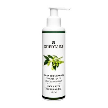 Orientana, pflegendes Bio-Öl zum Abschminken, Neem, 150 ml