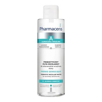 Pharmaceris A, Prebio-Sensilique, präbiotisches Mizellenwasser für extrem empfindliche Haut, 200ml