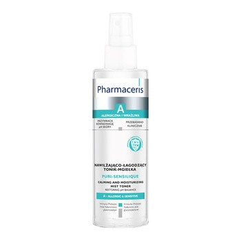 Pharmaceris A Puri-Sensilique, Tonic-Nebel feuchtigkeitsspendend und beruhigend, 200 ml