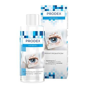 Prodex Normal, Reinigungsflüssigkeit für normale Haut, 150 ml