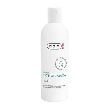 Ziaja Med Antibakterielle Behandlung, Reinigungstonikum, Seborrhoe, Akne, 200 ml