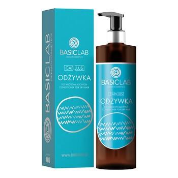 BasicLab Capillus, Conditioner für trockenes Haar, 300 ml
