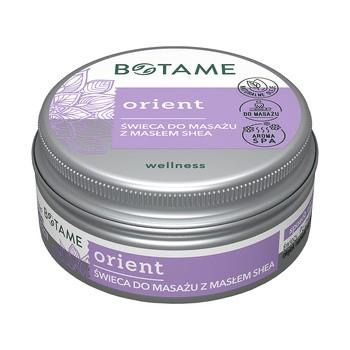Botame Orient, Sheabutter Massagekerze, 50 ml