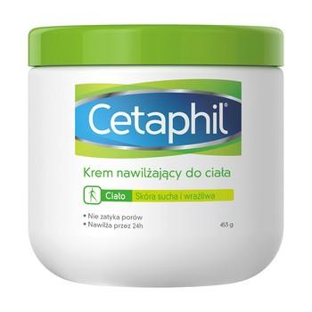 Cetaphil, Feuchtigkeitsspendende Körpercreme, 453 g