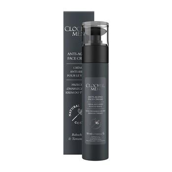 Clochee Men, Anti Falten Gesichtscreme für Männer, 50 ml