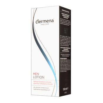 Dermena Hair Care, Men, Lotion zur Vorbeugung von Haarausfall und Stimulierung des Haarwachstums, 150 ml