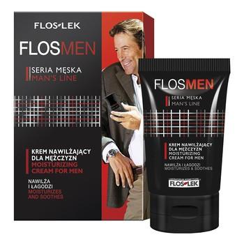 FlosLek Laboratorium Men, Feuchtigkeitscreme für Männer, 50 ml
