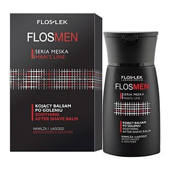 FlosLek Laboratorium Men, beruhigender Aftershave Balsam, 100 ml