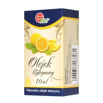 Kej, natürliches Zitronenöl, 10 ml