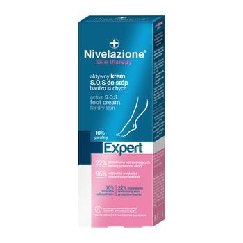 Nivelazione Expert, aktive SOS Creme für sehr trockene Füße, 75 ml