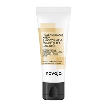 Novaja, regenerierende Creme mit Urea 35 für Körper, Hände und Füße, 100 ml