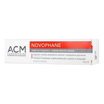 Novophane, Creme für trockene, brüchige Nägel, 15 ml