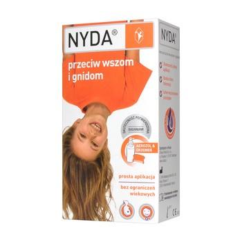 Nyda, Präparat zur Beseitigung von Läusen und Nissen, 50 ml