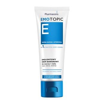 Pharmaceris E Emotopic, erweichende Schutzcreme für Gesicht und Körper, ab dem 1. Lebenstag, 75 ml