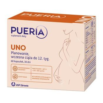 Pueria Uno, Kapseln, 60 Stück