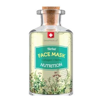 SwissMedicus, pflegende Kräuter Gesichtsmaske, 17 ml