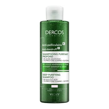 Vichy Dercos K, Anti-Schuppen-Reinigungsshampoo, 250 ml