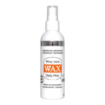 WAX ang PILOMAX Daily Mist Wax, feuchtigkeitsspendender Leave-in Conditioner für helles Haar, 100 ml