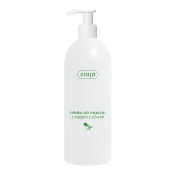 Ziaja, Massageöl mit Olivenöl, 500 ml