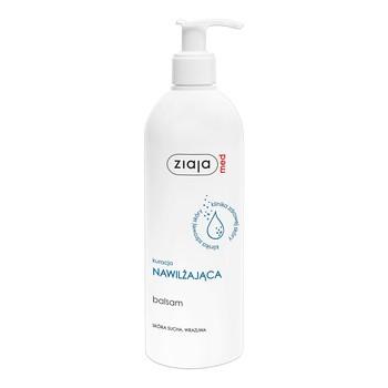 Ziaja Med Moisturizing Treatment, Lotion für trockene und empfindliche Haut, 500 ml