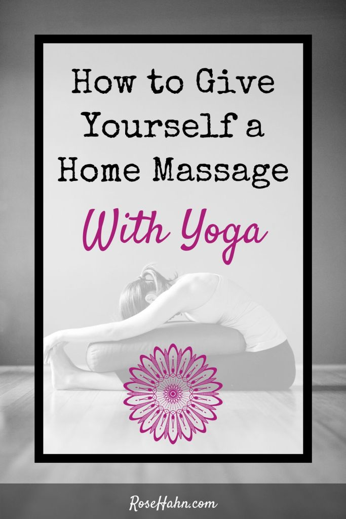 A restorative yoga practice that leaves you feeling like you've just had a massage. This is the ultimate self care treat!