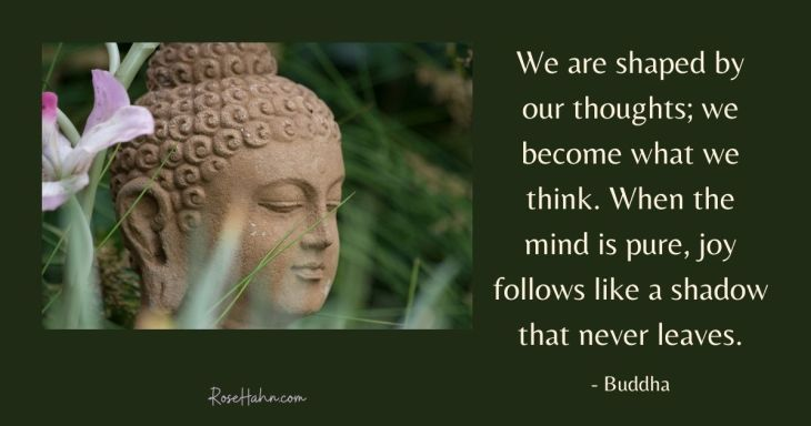 We are shaped by our thoughts. Learn how to discipline your mind.