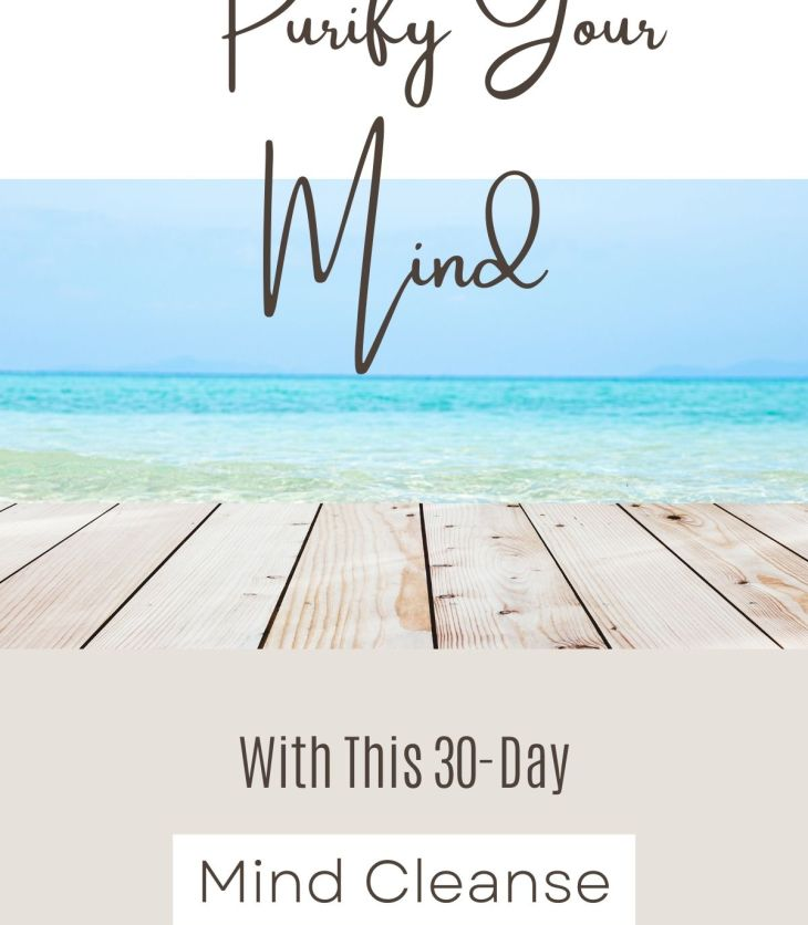 Purify Your Mind: A 30-Day Mind Cleanse To Raise Your Vibration