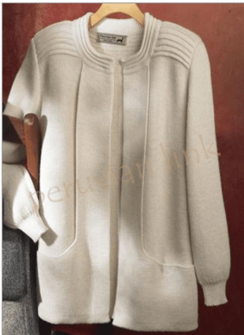 Ebel Sweater off white