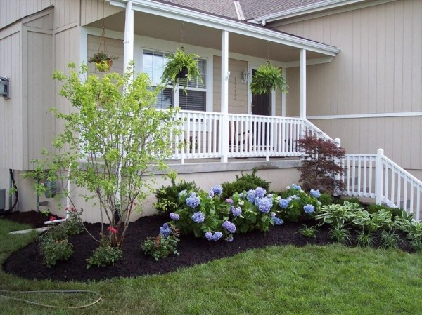 landscaping & garden mulch in kansas