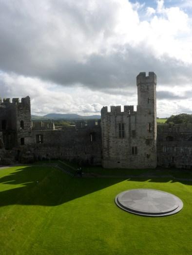 Canaefon castle
