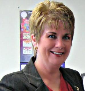 Supervisor Carol Chase