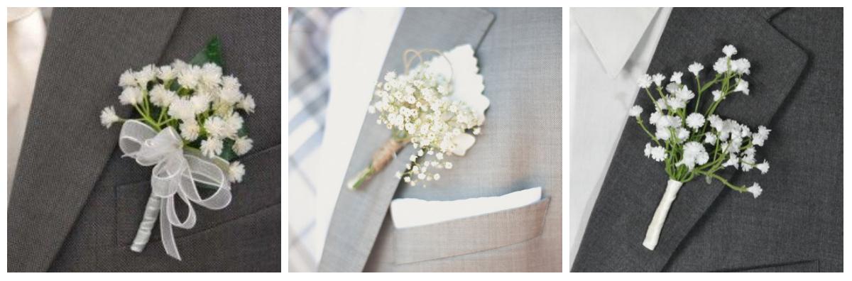Velo da sposa fiore della nebbia o semplicemente