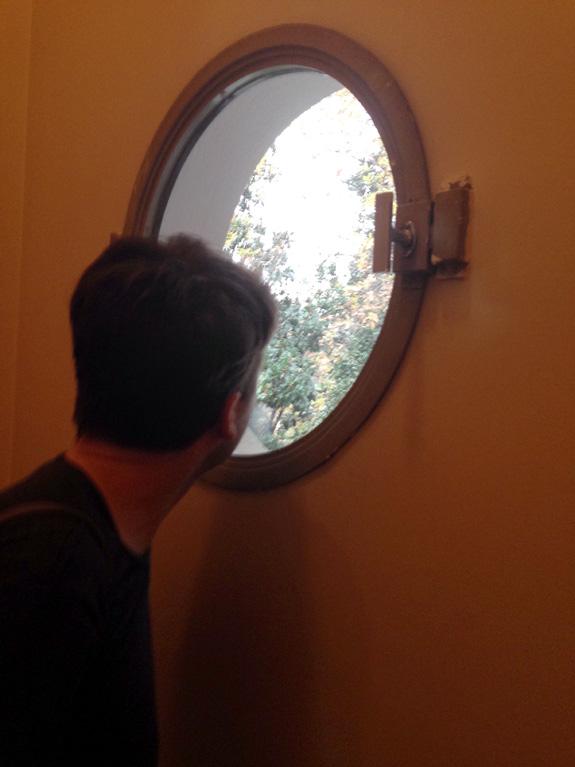 Sneaking peeks at Villa Necchi Campiglio