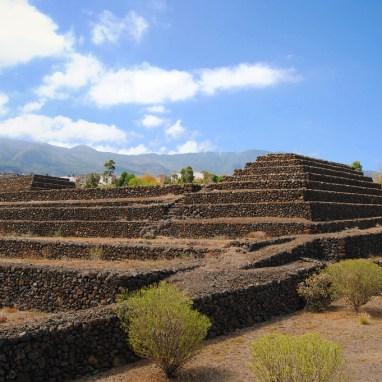 Sun Temple, Pirámides de Güímar Ethnographic Park