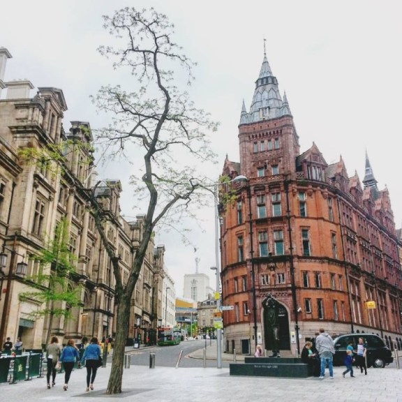 King Street in Nottingham