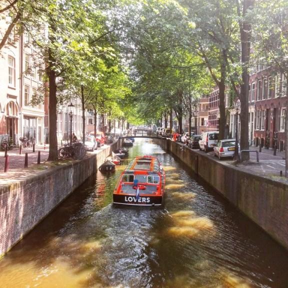 Amsterdam in Summer