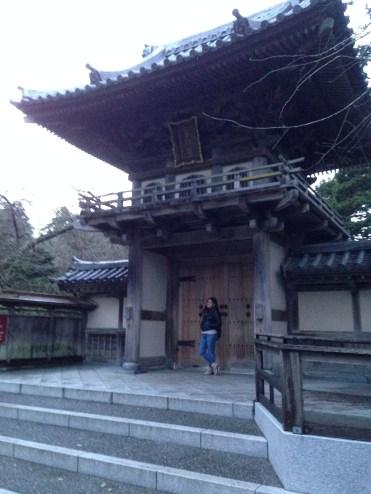 Japanese Tea Garden Gate