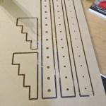 Cabinet Parts CNC
