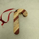 Candy Cane Tree Ornimate CNC