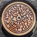 Custom Coaster with Maze - 2020