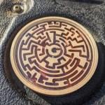 Custom Coaster with Maze