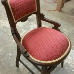 Upholstery Chair 2- After - 2018