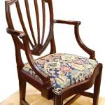 Upholstery Chair - After - 2008