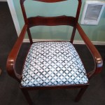 Upholstery Chair - After - 2020